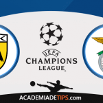 AEK x Benfica, Prognóstico, Analise e Apostas Liga dos Campeões