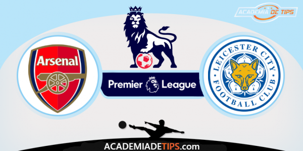 Arsenal x Leicester, Prognóstico, Analise e Apostas - Premier League