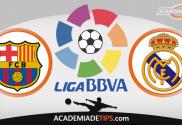 Barcelona x Real Madrid, Prognóstico, Analise e Apostas - La Liga
