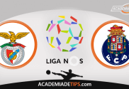 Benfica x Porto, Prognóstico, Analise e Apostas Online