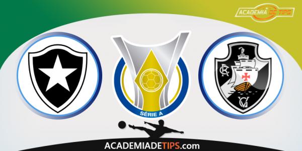 Botafogo x Vasco, Prognóstico, Analise e Apostas Online