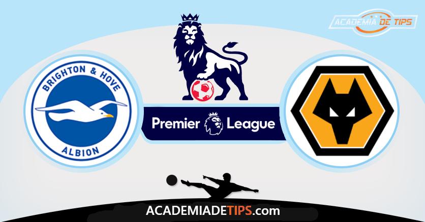 Brighton x Wolverhampton, Prognóstico, Analise e Apostas - Premier League