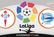 Celta de Vigo x Alaves, Prognóstico, Analise e Apostas - La Liga
