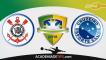 Corinthians v Cruzeiro, Prognóstico, Analise e Apostas – Copa do Brasil