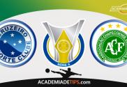 Cruzeiro x Chapecoense, Prognóstico, Analise e Apostas - Brasileirão