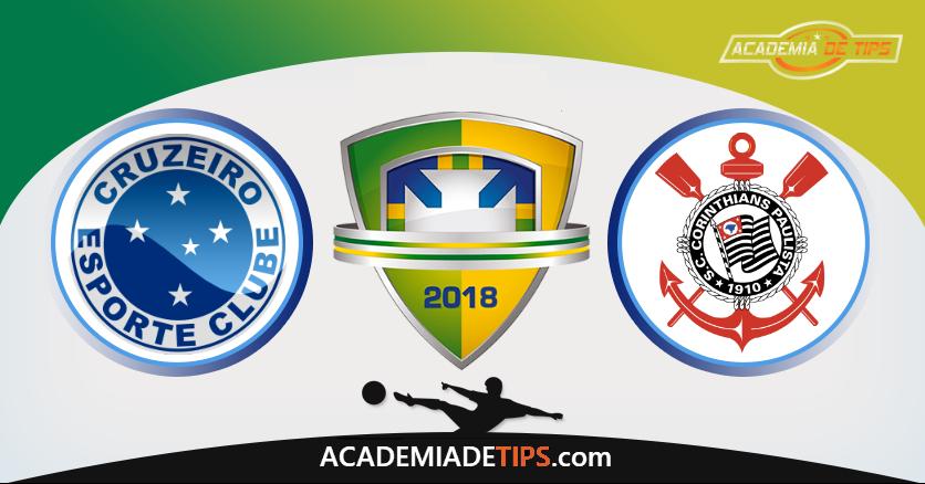 Cruzeiro x Corinthians, Prognóstico, Analise e Apostas - Copa do Brasil