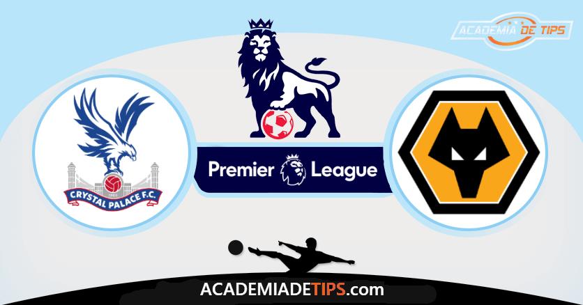 Crystal Palace x Wolverhampton, Prognóstico, Analise e Apostas Online