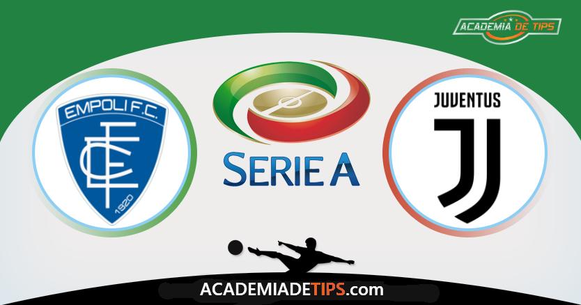 Empoli x Juventus,Prognóstico, Analise e Apostas Online - Serie A