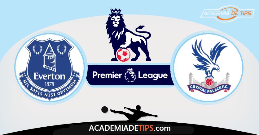Everton x Crystal Palace, Prognóstico, Analise e Apostas Online