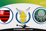 Flamengo x Palmeiras, Prognóstico, Analise e Apostas Online – Brasileirão