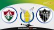 Fluminense vs Clube Atlético de Mineiro – 3 Apostas Múltiplas – Futebol com Valor