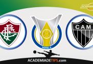 Fluminense x Atlético-MG , Prognóstico, Analise e Apostas - Brasileirão
