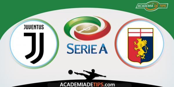 Juventus x Genoa, Prognóstico, Analise e Apostas Online - Serie A