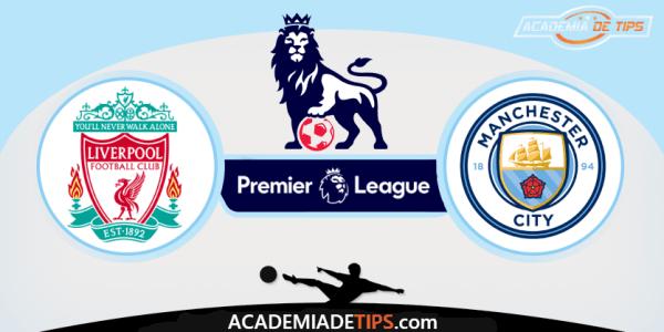 Liverpool x Manchester City, Prognóstico, Analise e Apostas Online
