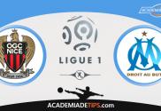 Nice x Marselha, Prognóstico, Analise e Apostas - Ligue 1