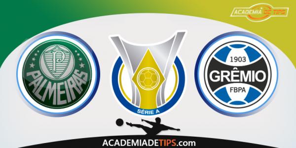 Palmeiras x Grêmio, Prognóstico, Analise e Apostas Online - Brasileirão 2018