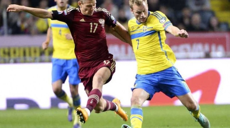 Rússia vs Suécia - 2 Tips - Futebol com Valor