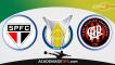 São Paulo x Atlético-PR, Prognóstico, Analise e Apostas – Brasileirão 2018
