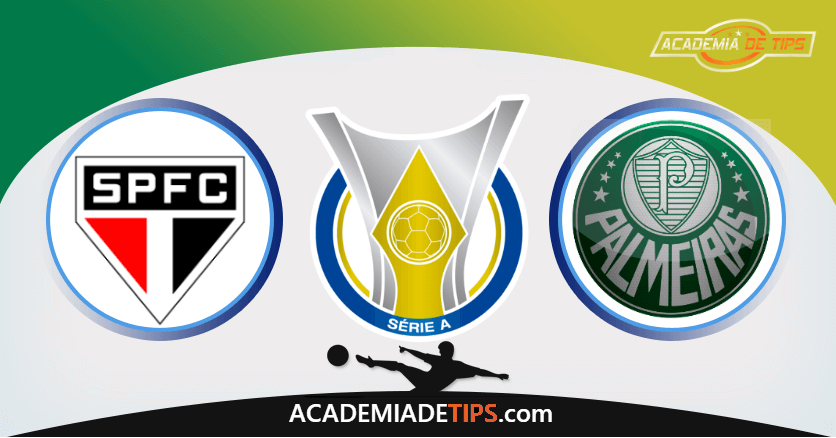 São Paulo x Palmeiras, Prognóstico, Analise e Apostas Online