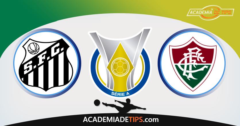 Santos x Fluminense, Prognóstico, Analise e Apostas Online - Brasileirão