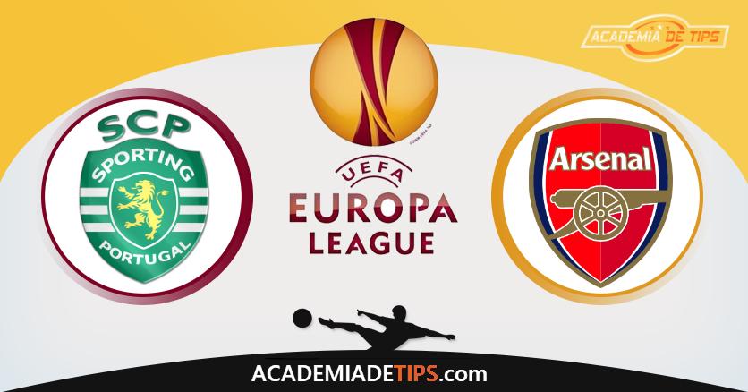 Sporting x Arsenal, Prognóstico, Analise, Liga Europa