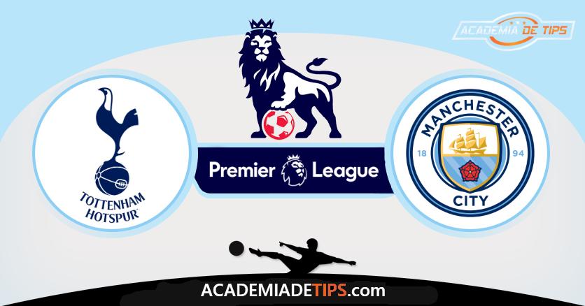 Tottenham x Manchester City, Prognóstico, Analise e Apostas - Premier League