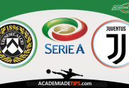 Udinese x Juventus, Prognóstico, Analise e Apostas Online