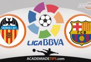 Valencia x Barcelona, Prognóstico, Analise e Apostas Online
