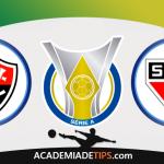Vitoria BA vs Sao Paulo – 3 Apostas Simples – Futebol com Valor