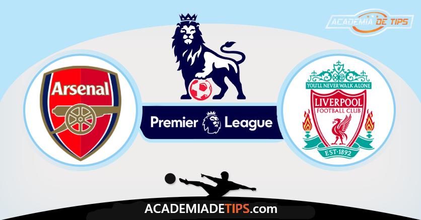 Arsenal x Liverpool, Prognóstico, Analise e Apostas - Premier League