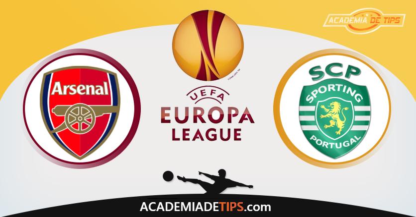 Arsenal x Sporting, Prognóstico, Analise, Apostas, Liga Europa