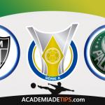 Atlético-MG x Palmeiras, Prognóstico, Analise e Apostas Online – Brasileirão