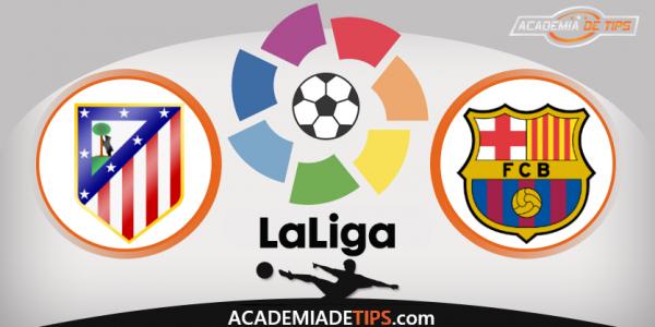 Atlético de Madrid x Barcelona, Prognóstico, Analise e Apostas - La Liga