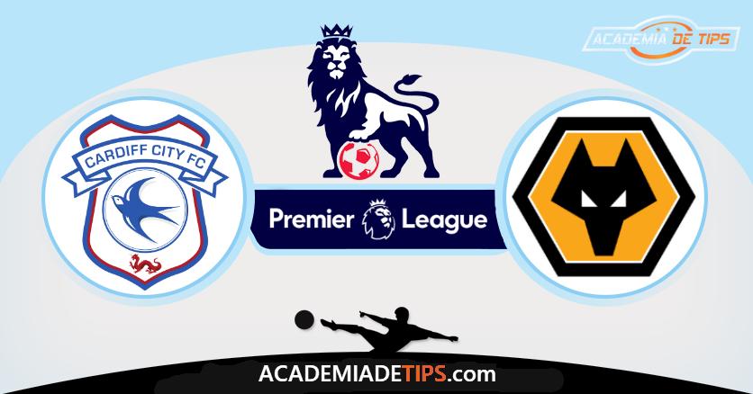 Cardiff x Wolverhampton,Prognóstico, Analise e Apostas - Premier League