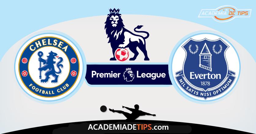 Chelsea x Everton,prognóstico, Analise e Apostas - Premier League