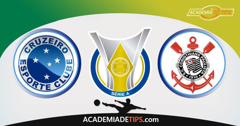 Cruzeiro vs Corinthians - Aposta Múltipla e Simples - Futebol com Valor