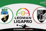 Farense x Guimarães B, Prognóstico, Analise e Apostas - Ledman LigaPro