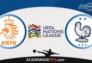 Holanda x França, Prognóstico, Analise e Apostas - Liga das Nações