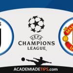 Juventus x Manchester United, Prognóstico, Analise e Apostas – Liga dos Campeões
