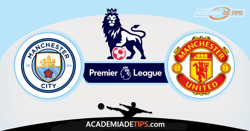 Manchester City x Manchester United, Prognóstico, Analise e Apostas - Premier League