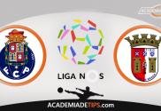 Porto x Braga, Prognóstico, Analise e Apostas Online - Liga NOS