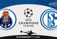 Porto x Schalke, Prognóstico, Analise, Apostas, Liga do Campeões