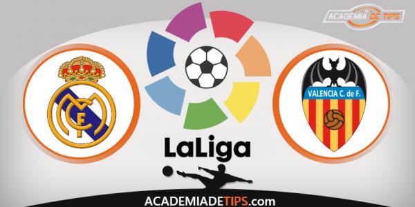 Real Madrid x Valência, Prognóstico, Analise e Apostas - La Liga