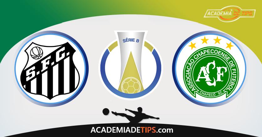 Santos vs Chapecoense - Aposta Múltipla - Futebol com Valor