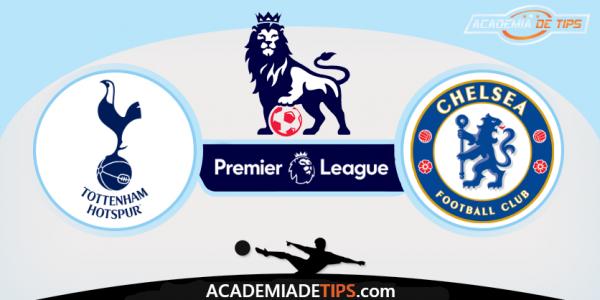 Tottenham x Chelsea,Prognóstico, Analise e Apostas - Premier League