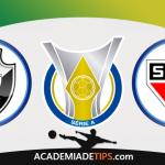 Vasco da Gama vs Sao Paulo – Apostas Simples – Futebol com Valor