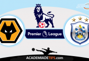Wolverhampton vs Huddersfield,Prognóstico, Analise e Apostas - Premier League