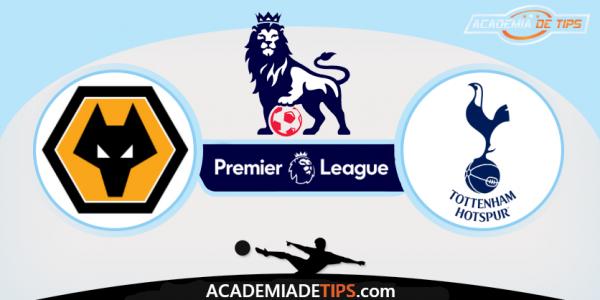 Wolverhampton x Tottenham, Prognóstico, Analise e Apostas - Premier League
