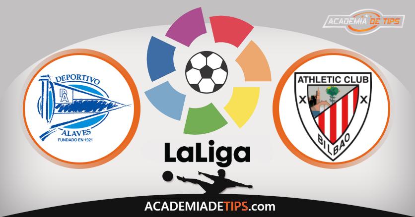 Alavés x Athletic Bilbao, Prognóstico, Analise e Apostas - La Liga
