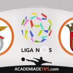 Benfica x Braga, Prognóstico, Analise e Apostas Online – Liga NOS